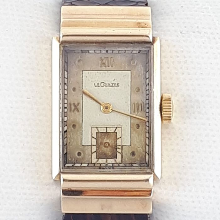 LeCoultre - Vintage Hooded Lugs - Ref: 22066 - Hombre - 1950-1959
