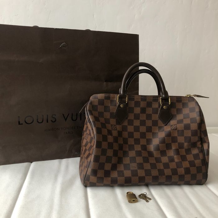 Louis Vuitton - Speedy 30 - Borsa a mano