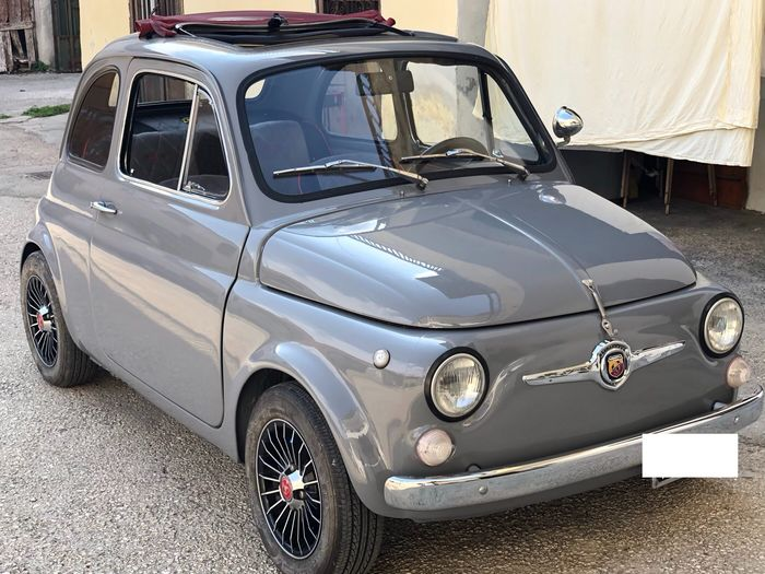 Fiat - 500 L Abarth Replica - 1971