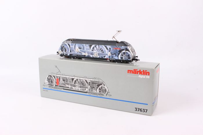 Märklin H0 - 37637 - Elektrische locomotief - Re 460 'Swiss Collection' - SBB