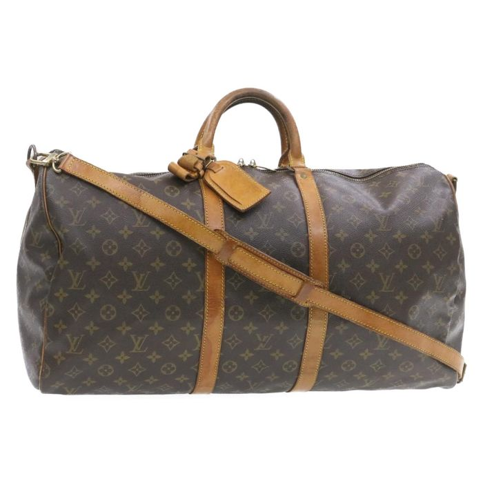 Louis Vuitton - Keepall 55 - Borsa da viaggio