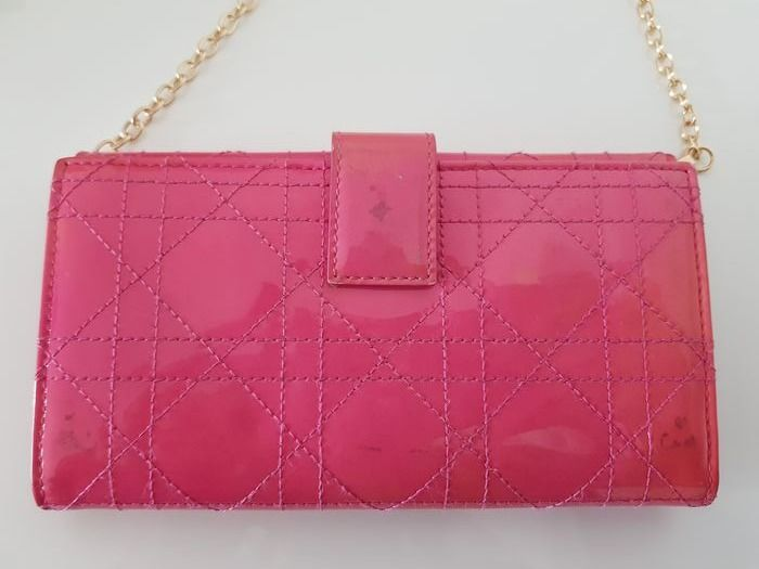 Christian Dior - Cannage - Women's wallet