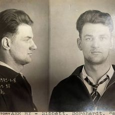 American Mugshots - 2 Mugshots from the 1930's & 50's added are 6 prisoner registration cards from the 1920's