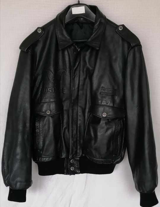 Ropa - Giacca biker - US Force - Posterior a 2000