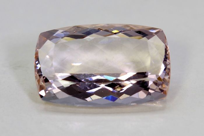 No Reserve Price - Morganite - 11.63 ct
