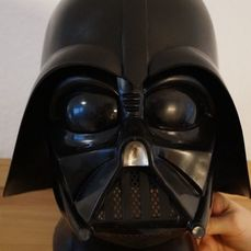Star Wars - Darth Vader Helmet (Full Size) - Vintage, 1978 - Don Post Studios
