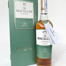 Macallan 25 years old Fine Oak Triple Cask - Original bottling - 700ml