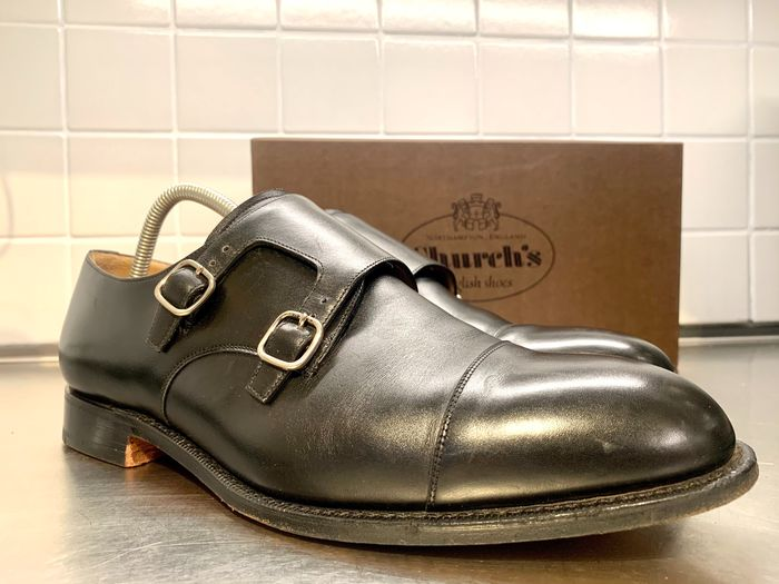 Church's - Cowes - Mocassins - Taille: Chaussures / UE 44.5