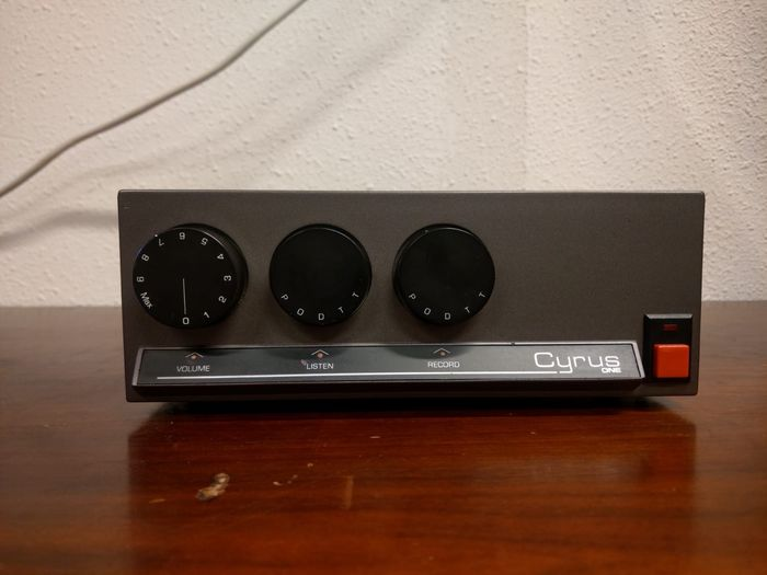 Mission - Cyrus One - Stereo amplifier