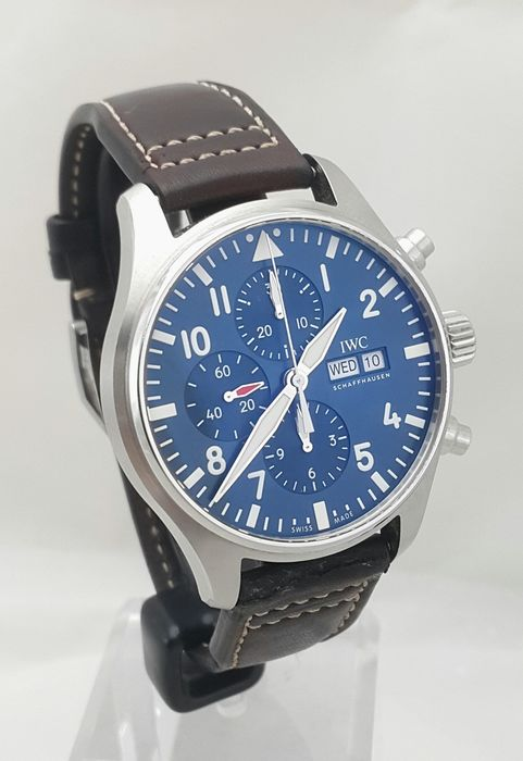 IWC - Pilot's Watch Chronograph Edition 'Le Petit Prince' - IW377714 - Hombre - 2011 - actualidad