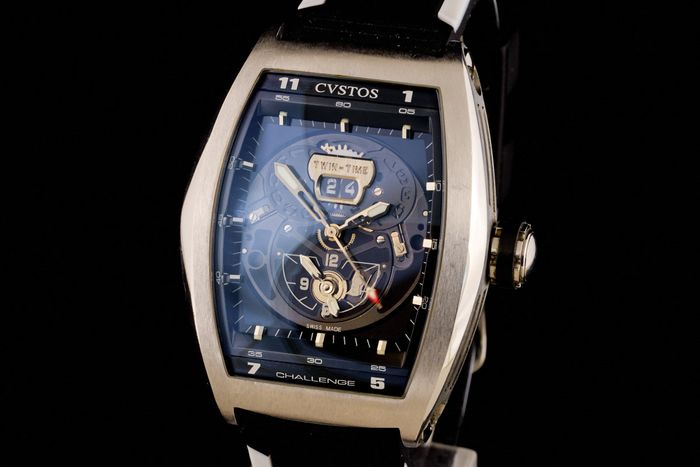 Cvstos - Challenge Twin-Time - Homme - 2000-2010