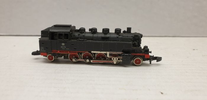 Märklin Z - 8896 - Steam locomotive - BR 86 - DB