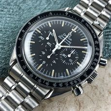 Omega - Speedmaster Professional Moonwatch 5TH Caliber 861 - ST145.022 - Men - 1970-1979
