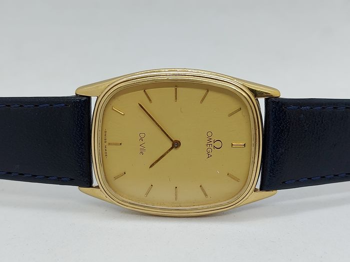 Omega - DeVille Quartz Push Crown - Men - 1970-1979