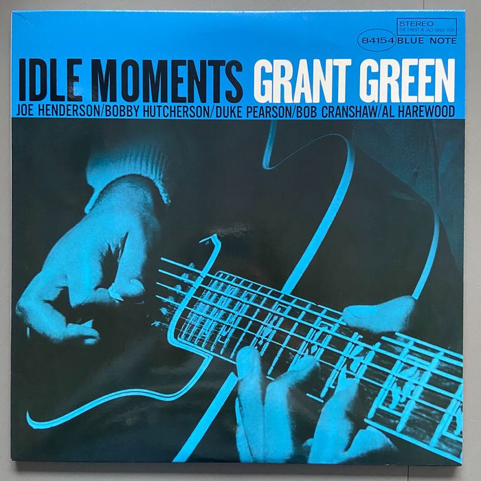 Grant Green - Idle Moments - 2xLP Album (double album) - 2009