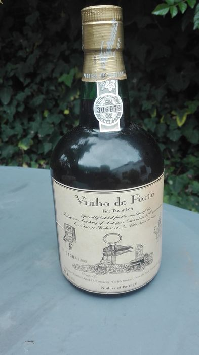 Niepoort - Port Wine - 25th anniversary of the Portuguese Academy of Antiques Arms - Douro - 1 Botella (0,75 L)