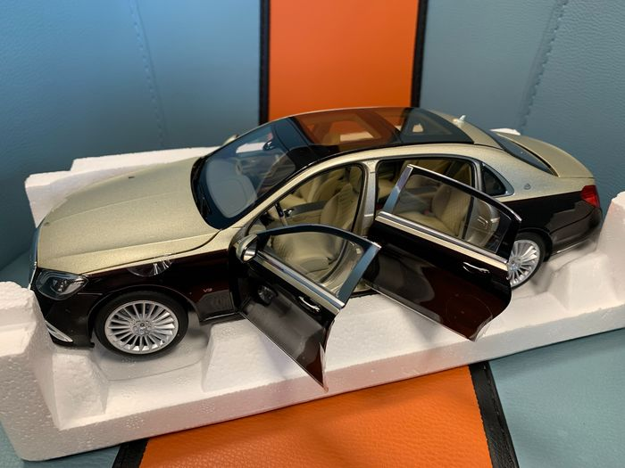 Norev - 1:18 - Mercedes-Maybach S650 2018 - 2018