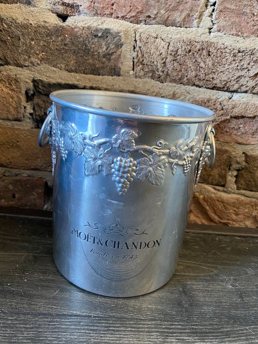Moët et Chandon Champagne cooler/ Ice-Bucket fits 1 bottle - Champán