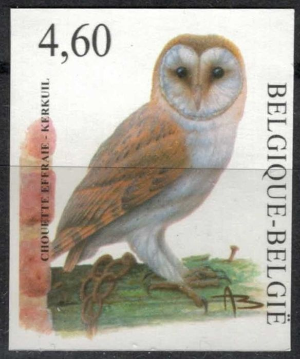 Belgique 2010/2010 - Incomplete year 2010 imperforate, please read, see scans - OBP / COB