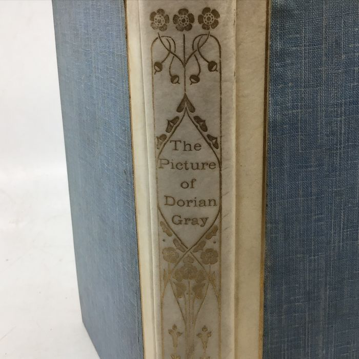 Oscar Wilde - The Picture of Dorian Gray (in fine binding) - 1910