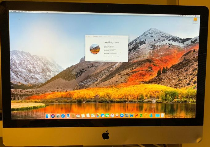 Apple Apple iMac 27# , model 2011 , i5 . 1TB hard drive - iMac - Nella scatola originale