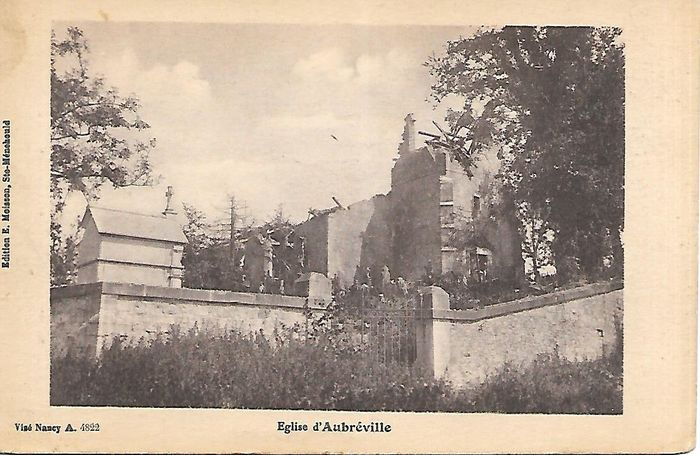 France - 55 meuse villages towns - Postcards (Collection of 87) - 1890-1920