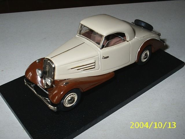 Ma Collection - 1:43 - Peugeot 601 Eclipse