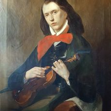 Unknown Dutch Master, early 19th century - The Violinist