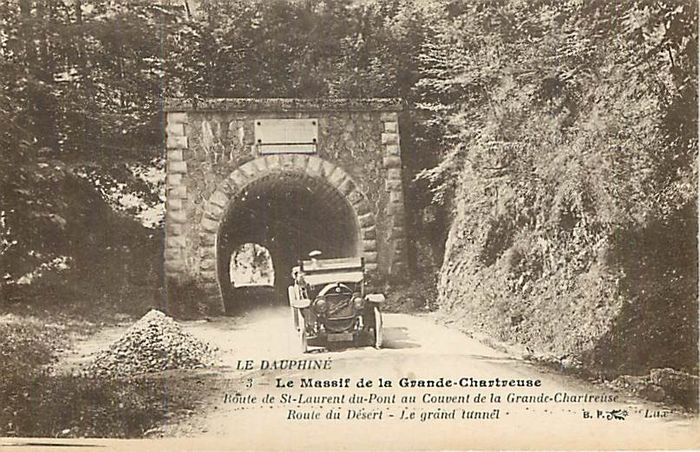 France - City & Landscape, The Dauphine - Postcards (Collection of 105) - 1901