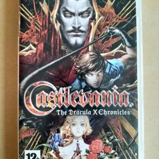 Sony PSP - Castlevania - The Dracula X Chronicles - In originele verpakking