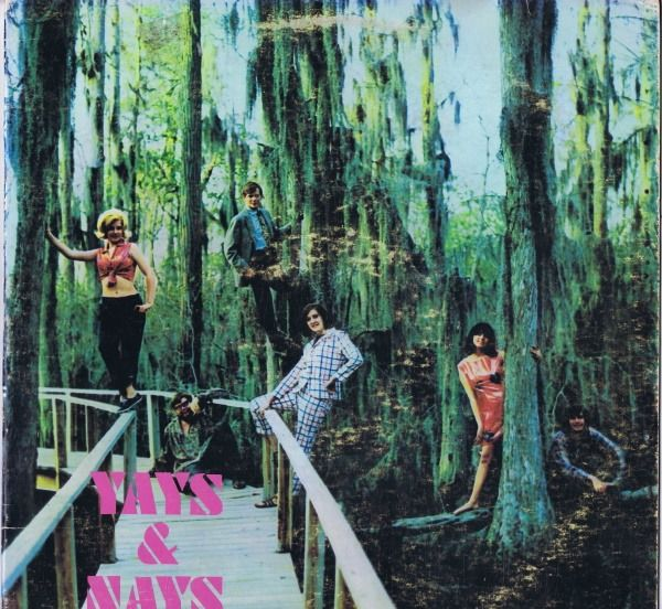 Yays & Nays - Yays & Nays (Psychedelic Rock, Folk Rock, Garage Rock) - LP Album - 1968/1968