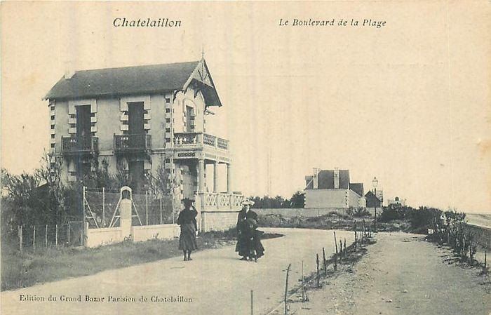 France - Department 16 - Charente - Postcards (Collection of 60) - 1900-1920