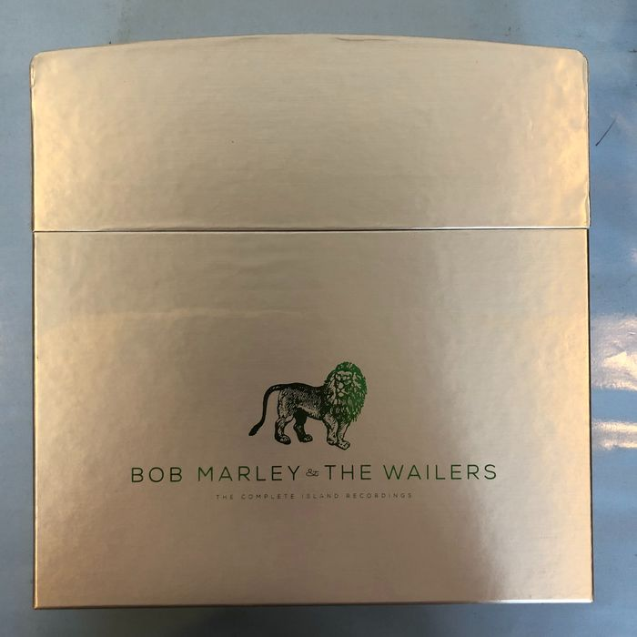 Bob Marley & the Wailers - The Complete Island Recordings ( 11 LP BOX ) - Box - 2015
