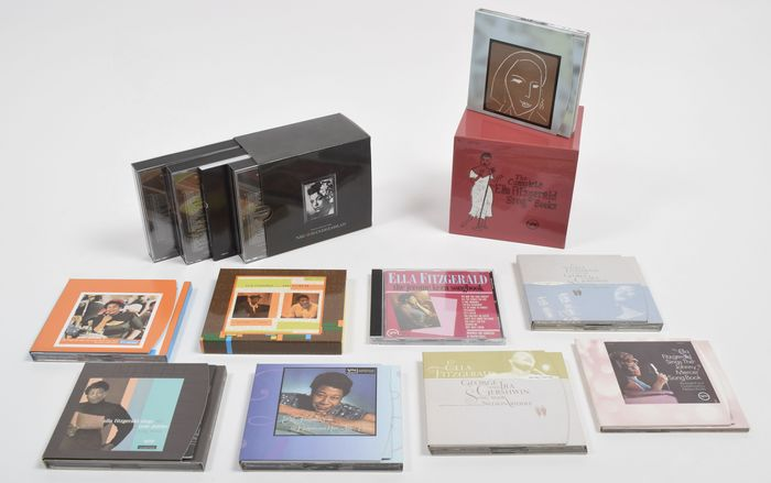 Billie Holiday, Ella Fitzgerald - Diverse titels - CD Boxset - 1993/1993