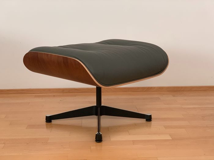 Charles Eames, Ray Eames - Vitra - Lounge Chair Ottoman