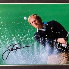 Golf - Jack Nicklaus - Photograph