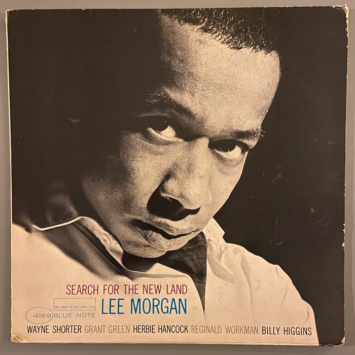 Lee Morgan - Search For The New Land - LP Album - 1966/1966