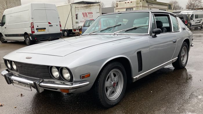 Jensen - Interceptor Mark III - 1975