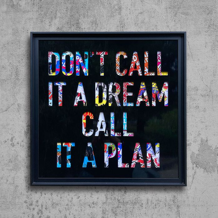 Aiiroh - Don't call it a dream. Call it a plan