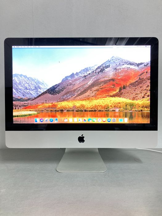 "Apple iMac 21,5"" - 2,5Ghz intel core i5 - 8GB RAM - 500GB HDD - Computer vintage"