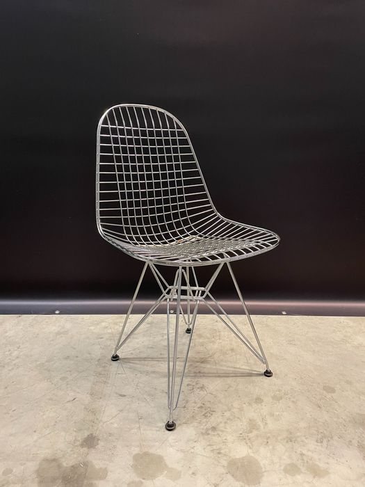 Charles Eames, Ray Eames - Vitra - Chaise - DKR