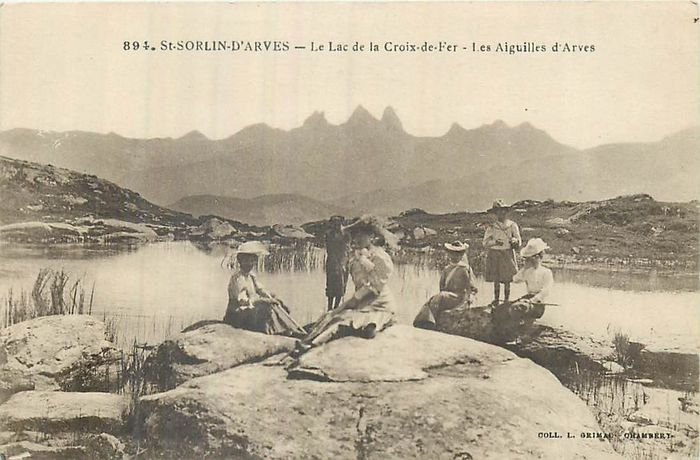France - Department 73 - Savoie - Postcards (Collection of 70) - 1900-1930