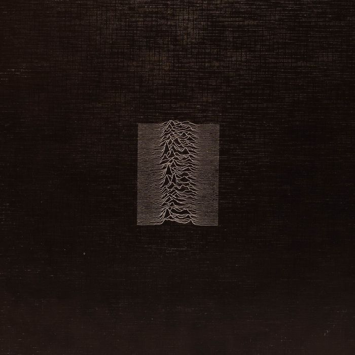 Joy Division - Unknown Pleasures [Italian Pressing] - LP Album - 1980/1980