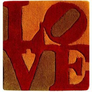 Robert Indiana (after) - FALL - Love  Exclusive