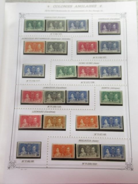British Commonwealth - Advanced collection of stamps