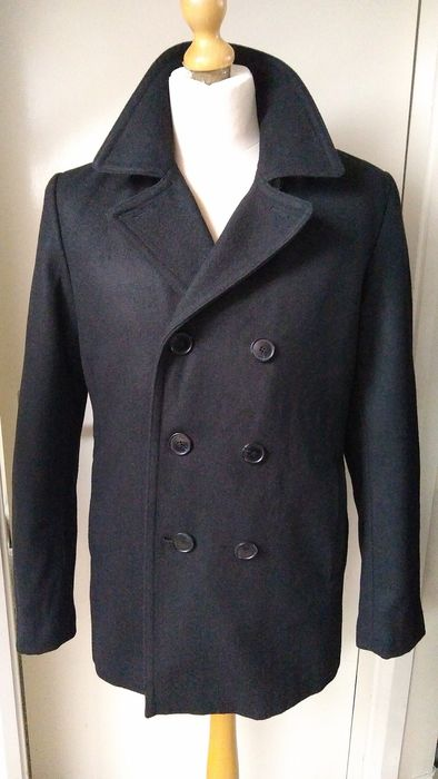 Calvin Klein - Pea Coat/Over Coat Cappotto