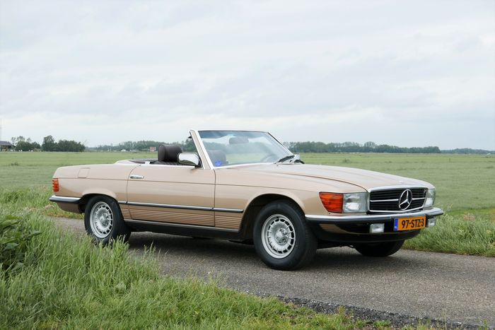 Mercedes-Benz - 380SL - 1983
