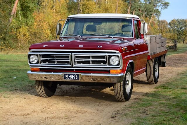 Ford USA - F 250 Pick Up V8 Special - 1972