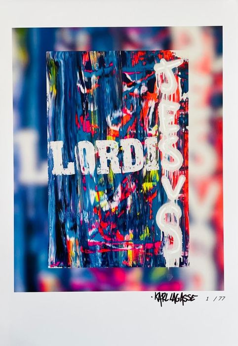 Karl Lagasse (1981) - JESUS is LORD  ** 21/77  **