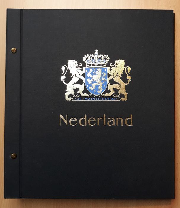 Netherlands 1852/1960 - Elaborate and far advanced collection